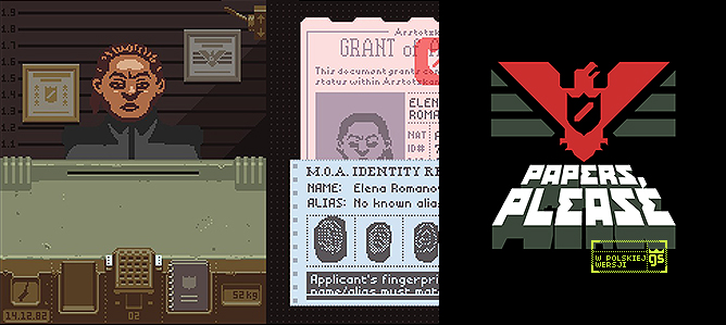 "Tłumaczymy ""Papers, Please""!"