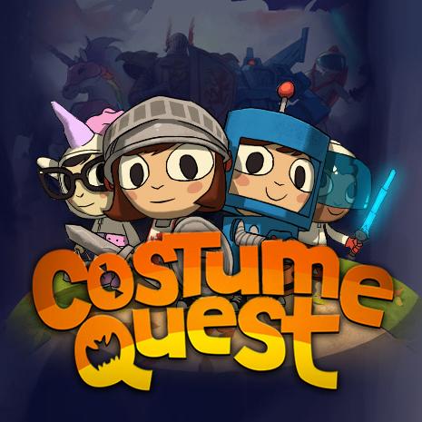Spolszczenie Costume Quest